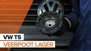 Complete playlist voor VW TRANSPORTER-onderhoud van de AUTODOC CLUB