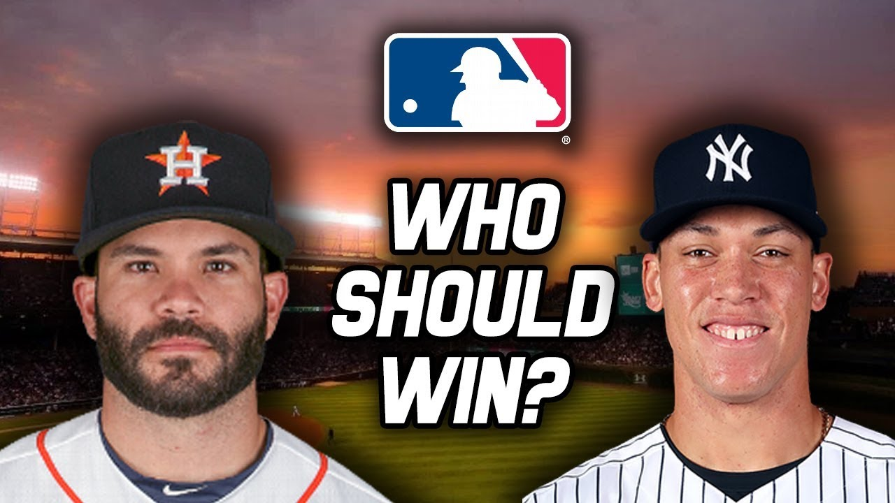 Aaron Judge, Jose Altuve both have looked like MVPs in ALCS