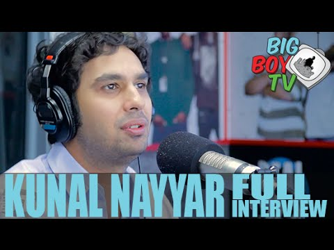 Kunal Nayyar Chats About His New Book, The Big Bang Theory, And More! (Full Interview) | BigBoyTV