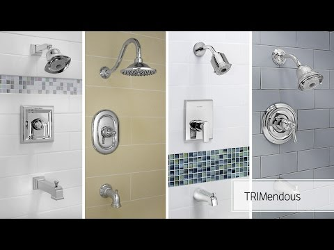 American Standard TRIMendous Shower Valve System