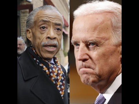 LEAKED! Biden tells Black leaders HISPANICS will out number us soon & MORE - Vicki Dillard