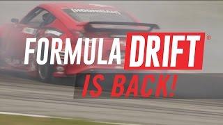 Formula DRIFT is BACK! Long Beach Stream Schedule thumbnail
