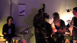Kevin Murray Quartet @ The Alley 6/29/15 (Set 1, Pt. 2/2)