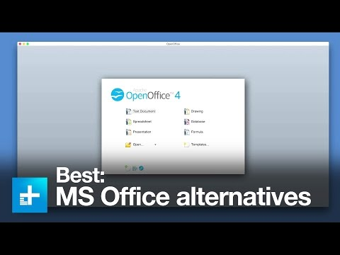 Best Microsoft Office Alternatives