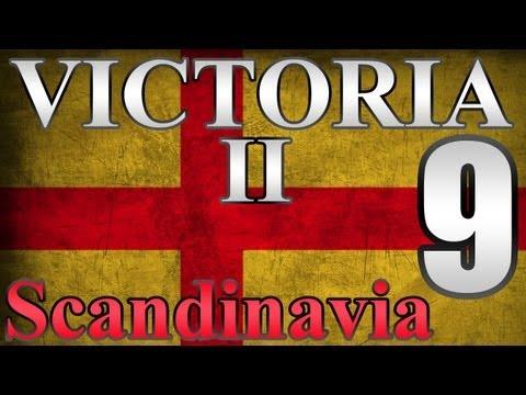 "Victoria 2 Lets Play Scandinavia ""Political Shift"" EP:9 [1859-1862]"