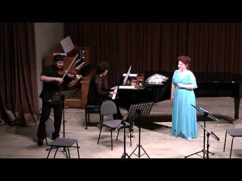Дворжак Цыганская мелодия