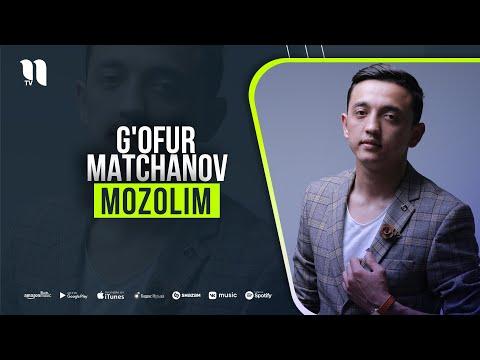 G'ofur Matchanov - Mozolim