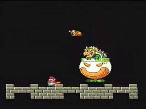 Super Mario World The End Youtube