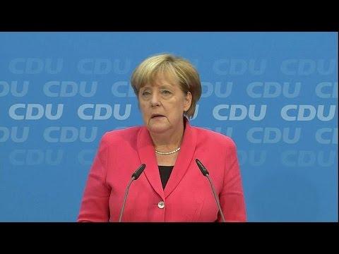 En Allemagne, le nouveau revers électoral des chrétiens-démocrates contraint Angela Merkel au…