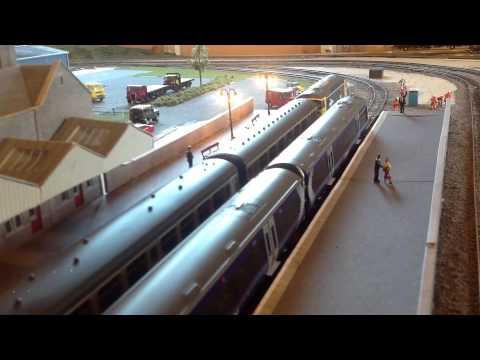 Taynuilt Model Railway (May Running Session)
