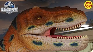 New Huge Toys R Us Shopping Spree Times Square New York City 2018 Animal Planet Dinosaur Toys
