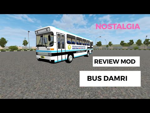 420+ Mod Mobil Jadul Bussid Terbaik
