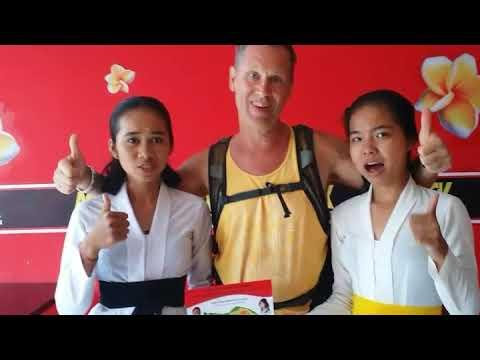 The Balinese people love Solemen.