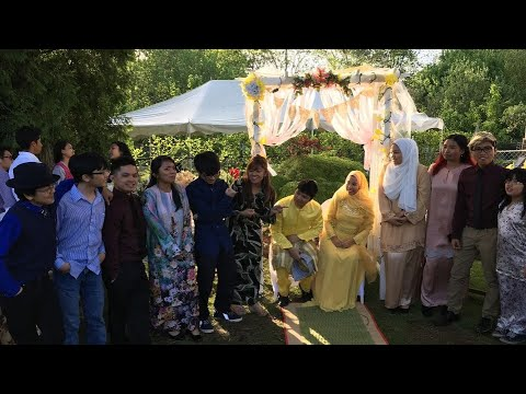 my-brother-amirul-&-nurul's-simple-backyard-wedding-reception:-ep-1---before-party-&-preview-scenes
