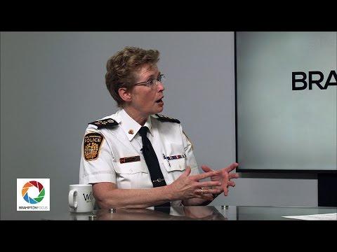 Policing in Peel - Chief Jennifer Evans