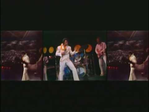 ELVIS Johnny B Goode version of 40th Aloha From Hawaii