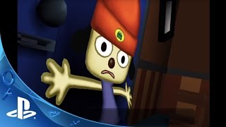PaRappa The Rapper 2 - Gameplay Video 1 | PS2 on PS4
