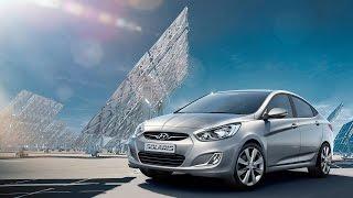 Hyundai Solaris субкомпактный автомобиль южнокорейской компании Hyundai Motor. смотреть