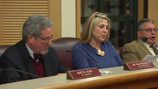 Clarksburg City Council - January 18, 2018