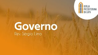 Governo - Rev. Sérgio Lima