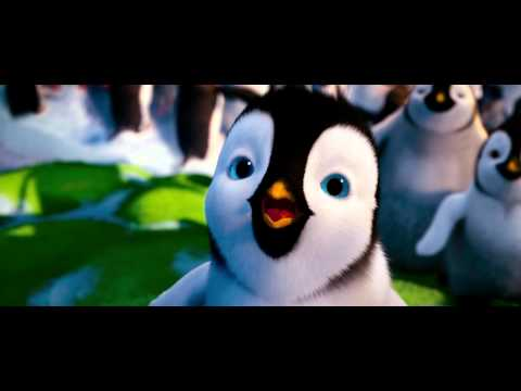 Trailer do filme Happy Feet: O Pingüim