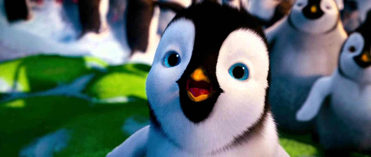 Happy Feet 2 O Pinguim Trailer 4 Dublado Hd Youtube