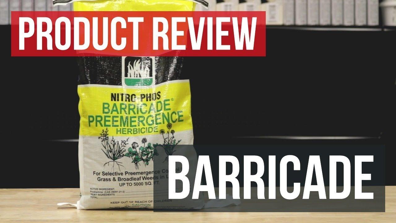 Barricade Pre Emergent Herbicide