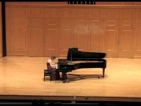 Franz Liszt: Gnomenreigen (Dance of the Gnomes) by Nadejda Vlaeva, Live