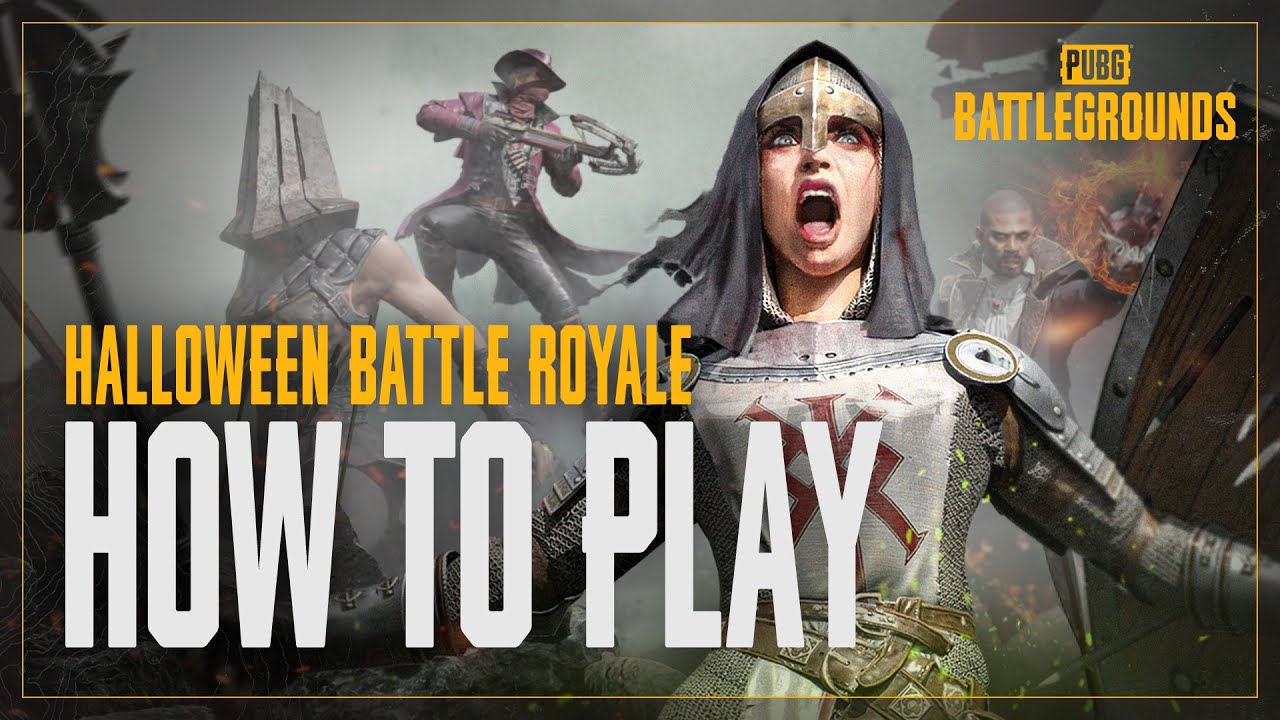 Halloween Battle Royale - How to Play | PUBG