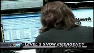 Some Counties Dealing With Snow Emergencies