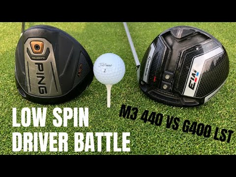 best low spin driver 2018