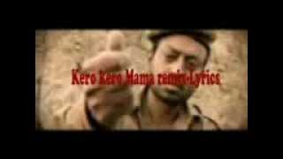 Kero Kero Mama Remix-Lyrics