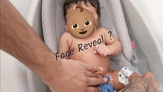 TUBBY TIME WITH BABY LEGEND | FACE REVEAL
