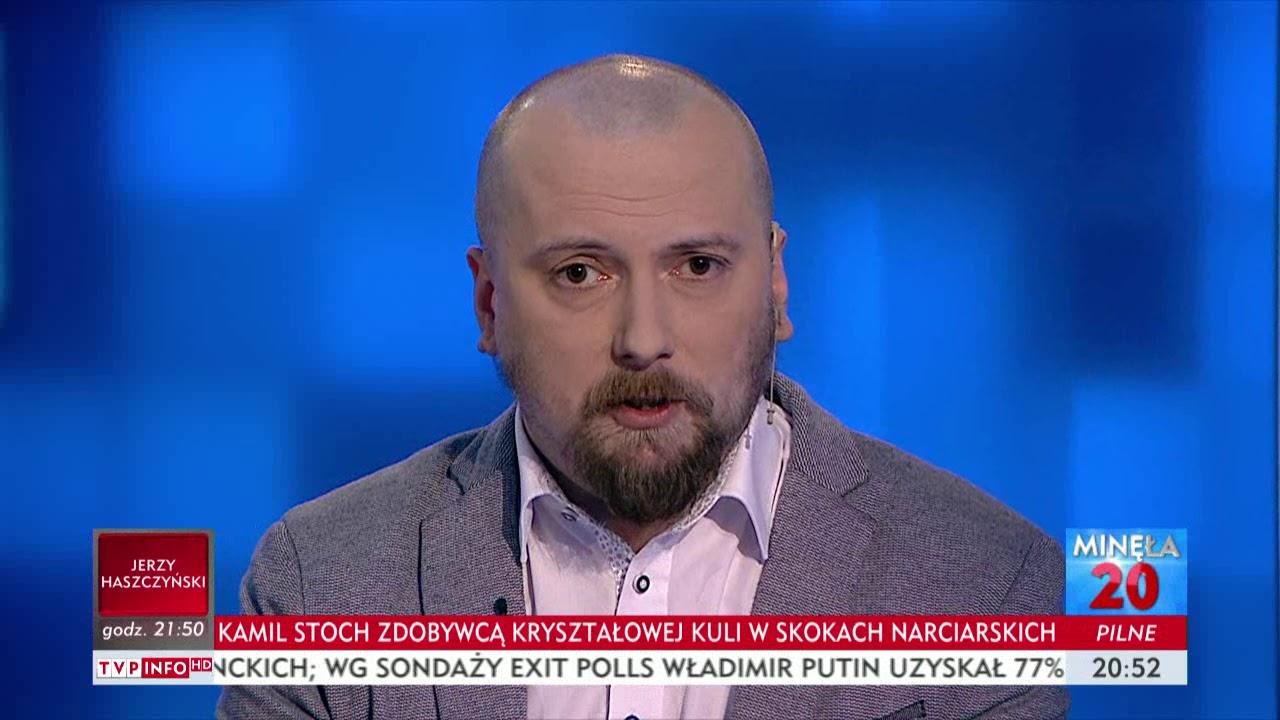 Putin wygrał zgodnie z planem – Minęła dwudziesta