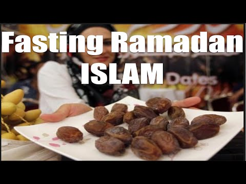 Fasting in Ramadan with Islam the Food that's best for you