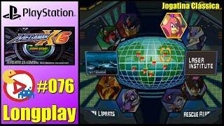 PSX Longplay Mega Man x6