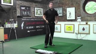 RIGHT ELBOW MOVE DOWNSWING DAN WHITTAKER