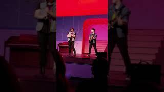 Summit talent show 2019. Gen and Riley Blitzkrieg Bop