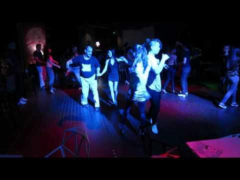Social Dancing in Guangzhou China - Cha Cha by Jump and Jing-Jing