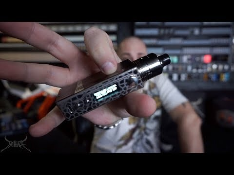 Most Expensive Vape In The World, $3,800 | Strangers Mods 1