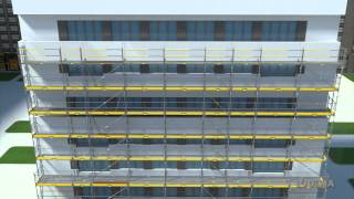 BRIO Modular Scaffolding - ULMA Construction [en]