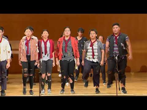 107新北市立樹林高級中學 英語歌曲演唱