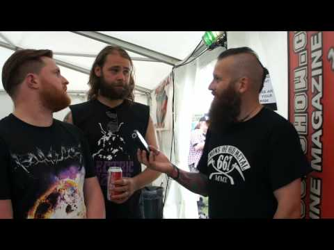 Hang The Bastard Bloodstock Festival Interview 2015