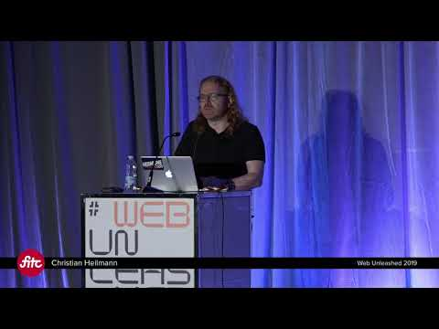 Into The Web Multiverse With Christian Heilmann
