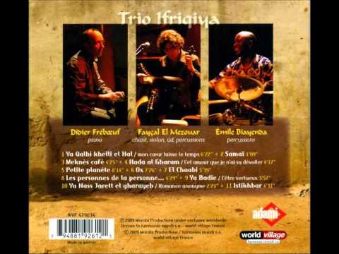 Trio Ifriqiya  Petite planete