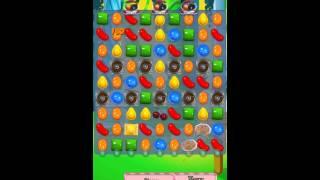 Candy Crush Saga Level 422 iPhone No Boosts