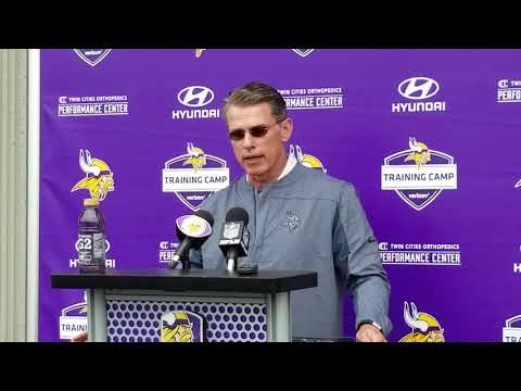 Rick Spielman addresses the death of Tony Sparano