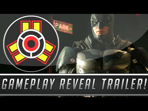 Injustice 2: Official Gameplay Reveal Trailer (Injustice: Gods Among Us 2)