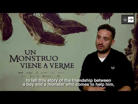 Interview with J.A. Bayona