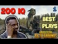200 IQ Players PUBG - Best of PUBG Stream Highlights Ep. 1